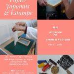 Papier Japonais et Estampes - 9 octobre 2020