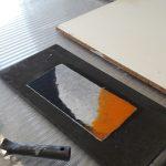 Fabrication papier japonais Feucherolles