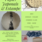 Papier Japonais et Estampes - Volume 3D